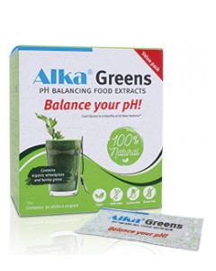 Alka® Greens - 10 or 30 sticks - English label