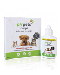 pHPets® Drops - 40 ml - EN