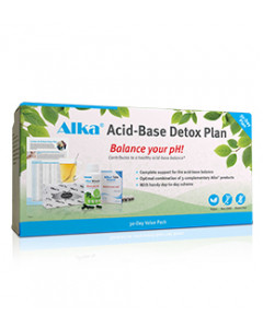 Alka® Acid-Base Detox Plan (30 days)